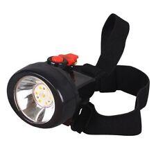 NEW Ringlit Wireless LED Mining Hat Spot Light Head Lamp for Miners Cap