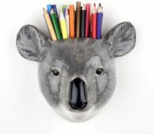 More details for koala wall mounted vase by quail ceramics