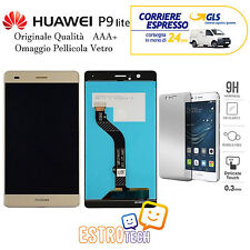 LCD DISPLAY SCHERMO CON TOUCH SCREEN COMPLETO HUAWEI P9 LITE GOLD ORO ASSEMBLATO