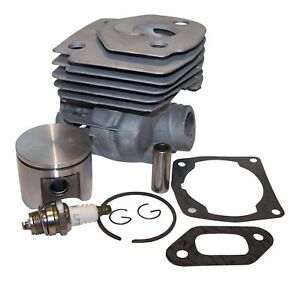 HYWAY Jonsered 2159 2156 Cylindre Et Piston Assemblage 46MM Avec Joints Neuf