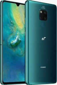 Huawei mate 20 x 5g débloqué 256 go + 128go card + nombreuses coques