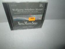 WOLFGANG AMADEUS MOZART - FLOTENKOZERT No. 1 In G-Dur rare Classical cd German