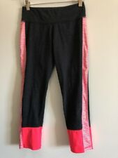 NEW Women SO Charcoal Fitness Yoga Athletic Capri Pants.  XS
