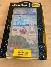 Disney Parks Otterbox iPhone 7 / 8 Plus Case. -  4 Parks  1 World Brand New