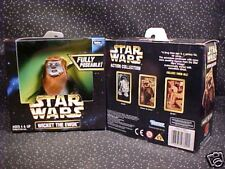 *Star Wars*Action Collection*Wicket The Ewok*Mib*Nrfb*
