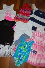 Girls 5 5T Spring Summer 9 Piece Lot Sets Dresses Swimsuit  RV $240
