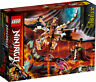 71718 LEGO Ninjago Wu's Battle Dragon Ninja Building Set 321 Pieces Age 7+