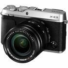 BRAND NEW Fujifilm X-E3 24.3 MP Mirrorless Digital Camera Kit with 18-55mm Lens
