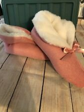 Vintage R.G Nice Barry Slippers Size 6.5-7.5 From 80s-90s Never Worn No Box
