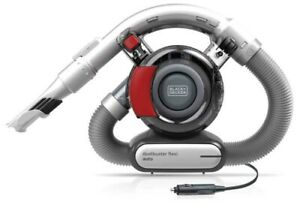 BLACK + DECKER Dustbuster Flexi Auto Car Handheld Vacuum Cleaner PD1200AV