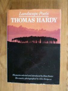 Selected Poems (Landscape Poets S.) by Hardy, Thomas Hardback Book The Cheap