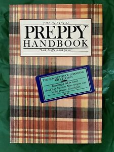 The Official Preppy Handbook: The Completely Outstanding Gift Edition Pristine