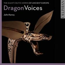 Dragon Voices: Giant Celtic Horns Of Ancient Eur - John Kenny (2016, CD NIEUW)