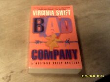 Bad Company by Virginia Swift (2003, Paperback)