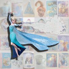 TRES GROS LOT Reine des neiges Walt DISNEY 24 objets jouets + ptits accessoires
