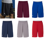 Russell Athletic TS7X2M Men's Essential Shorts with Pockets Size S-3XL