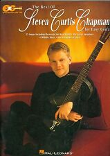Best Of Steven Curtis Chapman For Easy Guitar songbook sheet music notes and tab