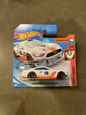 Custom '18 Ford Mustang GT Short Card Muscle Mania Gulf New