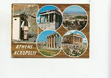 BF29999 athens acropolis greece front/back image
