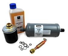 Wartungs Kit Texa Klimaservicegeräte Trockenfilter Vakuumpumpen Öl und Filter