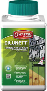 Dilunett 2,5l 13,56€/l Owatrol Abbeizer Lackentferner Farbentferner