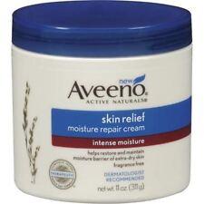 Aveeno Cream Skin Relief Moisture 11oz
