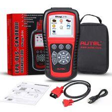 Autel Diaglink Abs Srs Full Systems Car Diagnostic Obd2 Scanner Oil Epb Pk Md802