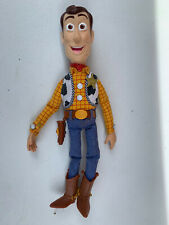 Toy Story Woody Thinkway Signature Collection Talking Doll
