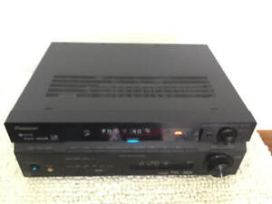 Barely Used Pioneer VSX-917-V  Home Theater Amplifier Receiver