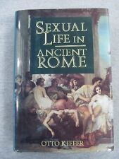 Sexual Life in Ancient Rome
