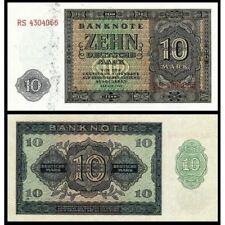 GERMANY DEMOCRATIC REPUBLIC  10 Mark 1948 UNC P 12 b