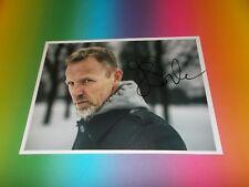 Jo Nesbo  Schriftsteller  signed signiert Autogramm auf 20x28 Foto in person