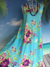 Rayon Summer/Beach Machine Washable Plus Size Dresses for Women