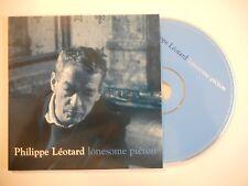 PHILIPPE LEOTARD : LONESOME PIETON [ CD SINGLE ]
