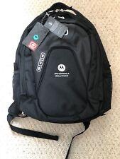 Ogio backpack black Motorola Solutions