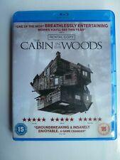 The Cabin In The Woods (Blu-ray, 2012) Drew Goddard, Kristen Connolly
