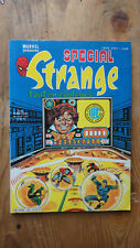 SPECIAL STRANGE N°25 1981 MARVEL