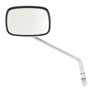 OEM Style Long Stem Left Mirror For Harley-Davidson. BigBoar Motorcycles.
