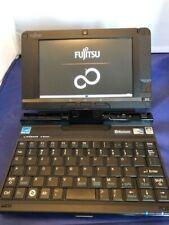 FUJITSU LIFEBOOK U820 UMPC Complete Perfect Shape Accessories Please Read  LOOK