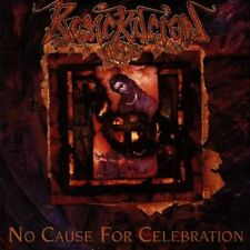Rosicrucian No cause for celebration (1994) [CD]