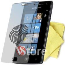 2 Pellicole Opaca Per Samsung I8350 OMNIA W Antiriflesso Antimpronta Pellicola