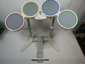 Harmonix Rock Band Drum Set With Foot Pedal No Sticks or Dongle For Nintendo WII