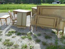 French Provincial Antique Beds & Bedroom Sets | eBay
