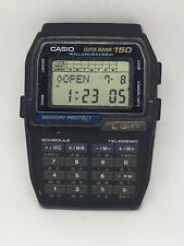 Casio Data Bank 1477 DBC-150, working