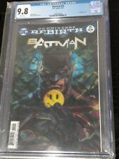 Batman #21C Fabok Lenticular Variant CGC 9.8 2017 1495436024