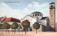 B95020 zagreb crkva sv blaza croatia