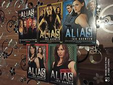 DVD Alias -die Agentin, die komplette Serie, Staffel 1-5
