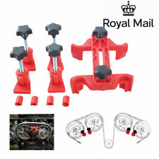 UK Dual Cam Clamp Camshaft Engine Timing Locking Tool Sprocket Gear Locking Kit