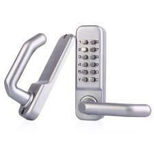 Waterproof 2th Generation Handle Password Mechanical Combination Door Code Lock