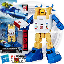 Hasbro Transformers Generations - Titans Return : Seaspray ( Legends Class )